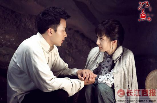 杨幂正在拍的电视剧_刘恺威与杨幂共同出演电视剧《如意》