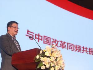 汤国强从时代与绿色发展谈企业使命 践行企业社会责任 推动中国城乡建设