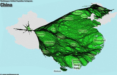 人口密度_专题地图 人口密度