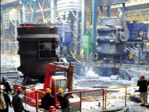 鞍钢铸钢厂发生喷爆事故