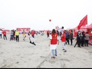 2018湖北天门多宝沙滩文化旅游月即将开幕