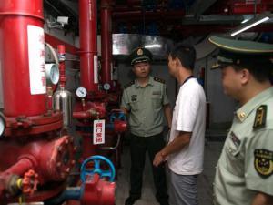 武汉开展宾馆(酒店)消防安全专项集中整治