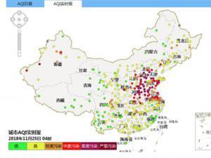 预计未来三天武汉市空气质量均不好 武汉市采取管控措施应对本轮空气污染