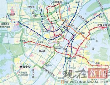 青岛地铁集团新远景图