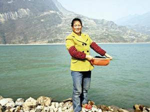 """三峡移民的""""宜居""""新生活"""