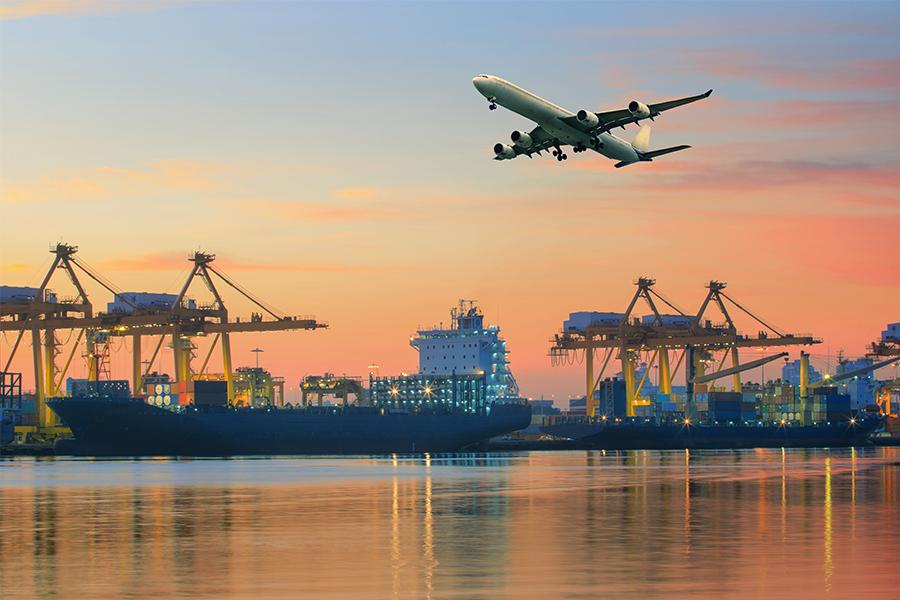 跨境电商上半年交易规模4.5万亿