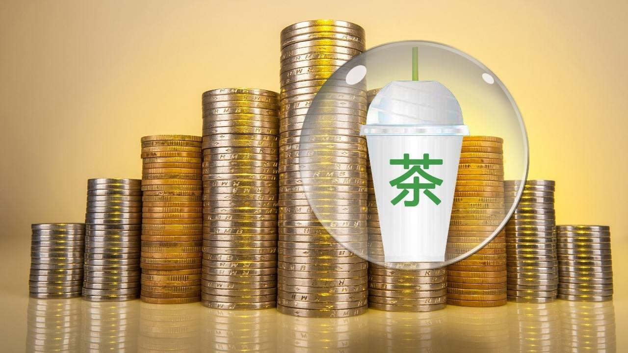 现制茶饮店一年增74% 融资规模超13亿