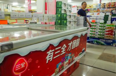 三全食品水饺主业营收三年来首现下滑  澳门永利集团率1.8%垫底同业上市公司