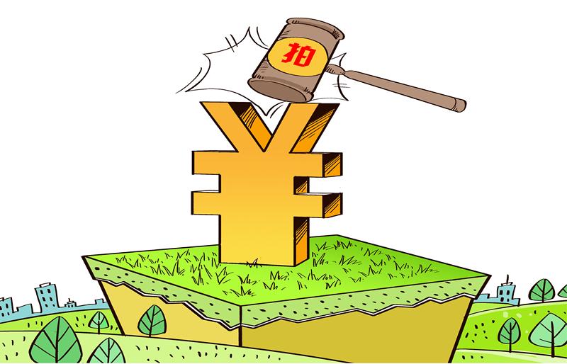 武汉半月9宗地底价成交涉资36亿