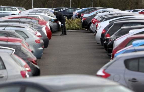 全国8月汽车销量跌4.4% SUV下滑8.5%风光不再