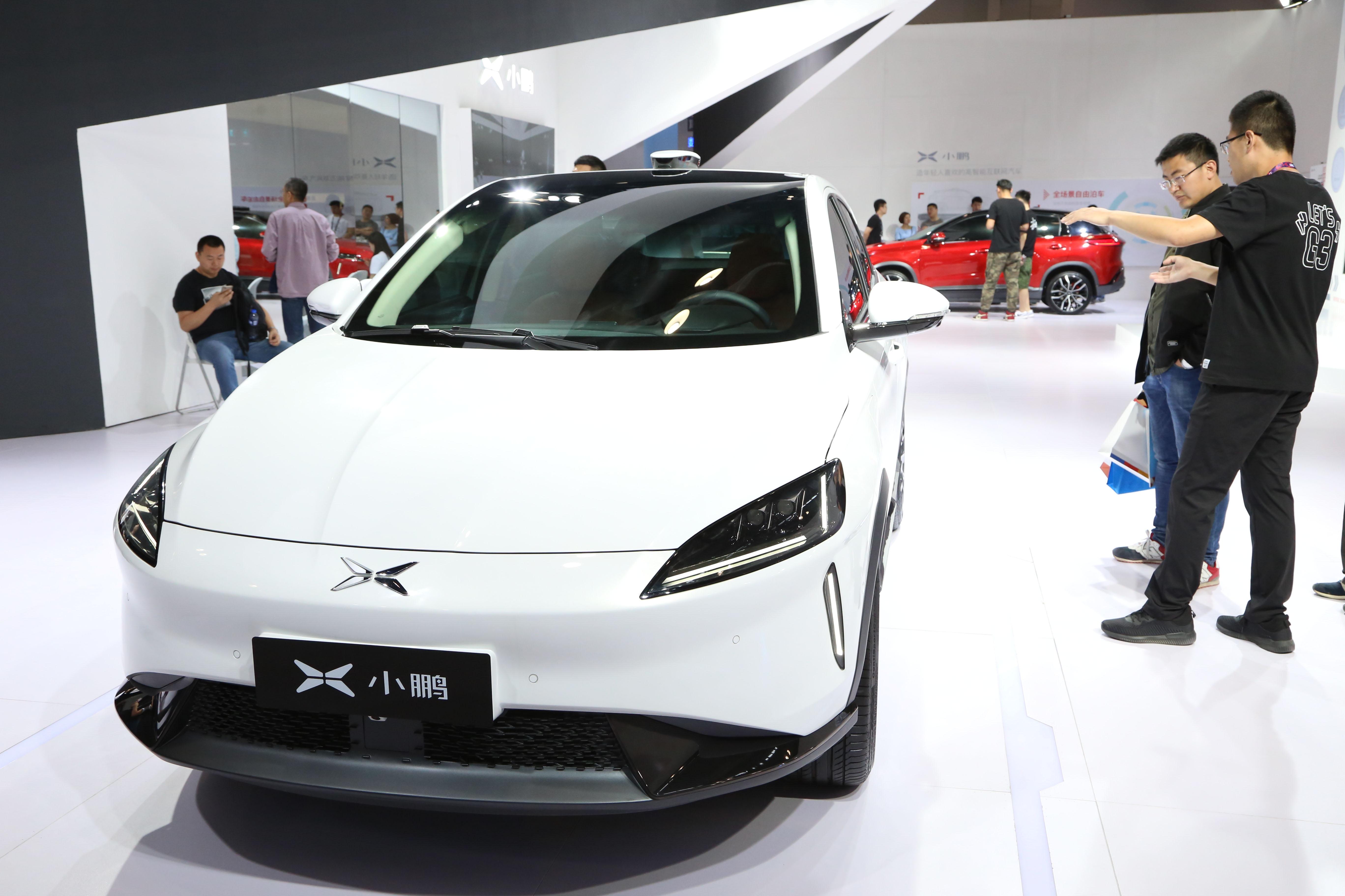 小鹏汽车拟融资42亿解资金之渴  离全年融资目标尚差120亿