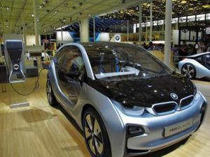 低成本零排放 新能源车领跑绿色时代
