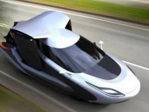 飞行汽车量产发售 成科技巨头新宠