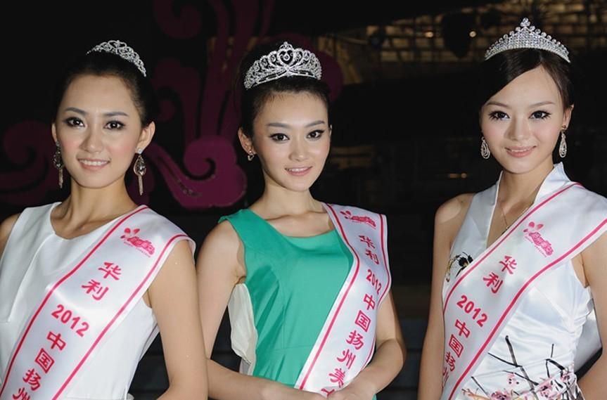 扬州自古出美女 看现代扬州美女三甲美吗?