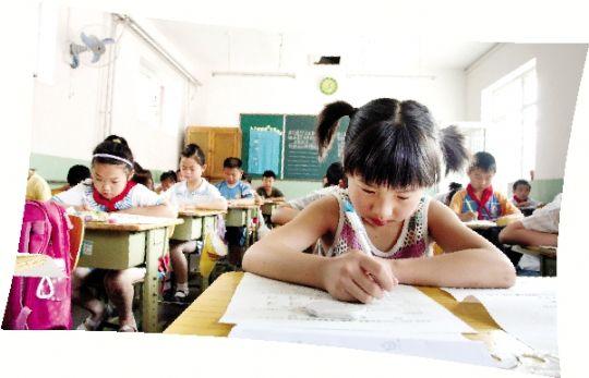 小学生作文培训班近期陡增