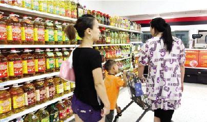 """本地连线 经销商主动下架,超市正在自查 继部分超市""""请""""金浩茶油"""