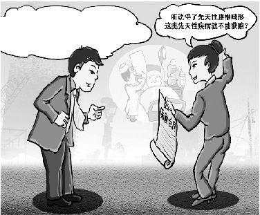 先天性疾病不屬于健康險理賠范圍 - 經濟 - 長江
