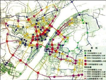 武汉地铁2号线地图