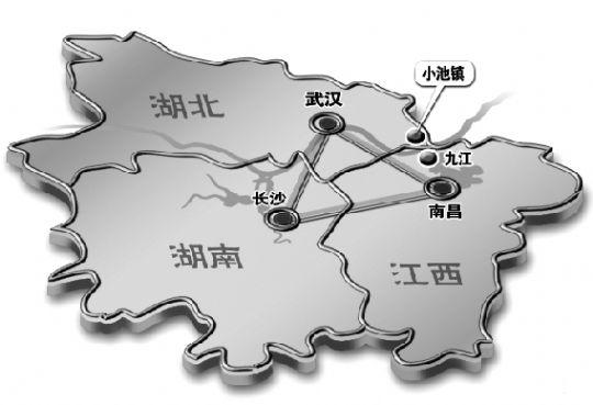 江西萍乡和湖南醴陵