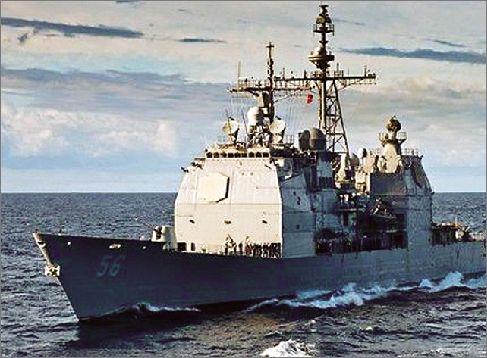 另外,每当美国航母编队出航时,必然会有一至两艘核潜艇伴随护航.