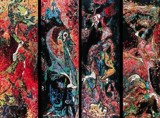 娇贵的漆器,需要重回现代生活 - 石晓轩 - 爱之泉的博客