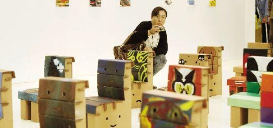 """台湾师范大学设计学系教授严贞: 文化创意产业的目的 是增加附加值 """""""