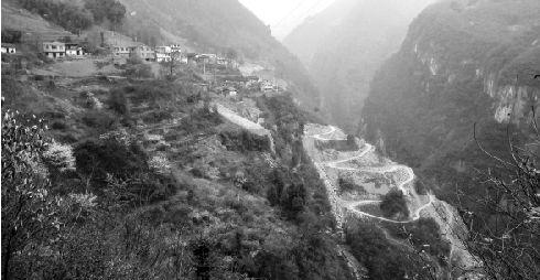 巫山庙堂:在行政版图上消失的乡