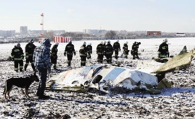 俄罗斯宣布找到失事客机黑匣子