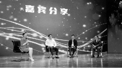 三位校友为湖大学子分享创业故事,昆山花桥 陆涛