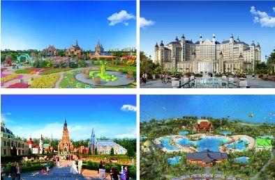 武汉恒大科技旅游城示范区惊艳亮相打造华中文化旅游新高地