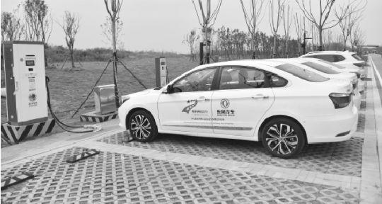 中国高速公路电动汽车充电网基本形成